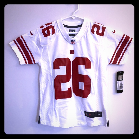 competitive price 96d13 f63e8 NWT Kids NFL Barkley Jersey NWT